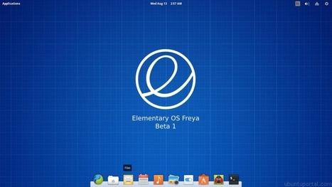 Elementary OS 0.3 Freya Beta 1 Released and Available to Download | Ubuntu Portal | Alfredo Nardelli | Scoop.it