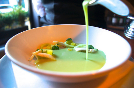 Restaurants see success with 'Meatless Monday' vegetarian menu items   Healthy Dining content from Nation's Restaurant News   Hospitality   Scoop.it