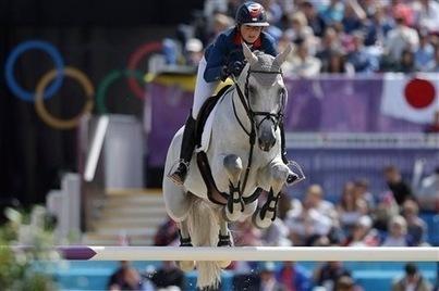 Des cavaliers français et leurs chevaux qui valent de l'or | La-Croix.com | JO 2012 - Equitation | Scoop.it