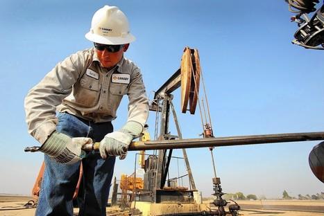 U.S. officials cut estimate of recoverable Monterey Shale oil by 96%   Renaissance de l''industrie américaine   Scoop.it