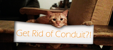 Get Rid of Conduit   I Just Love Cats   Scoop.it