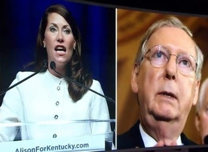 McConnell takes lead and momentum | Kentucky Senate Race | Scoop.it