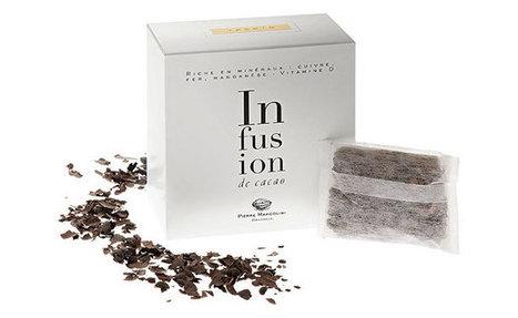 Pierre Marcolini lance l'infusion au cacao | Offrir un cadeau express de qualité | Scoop.it