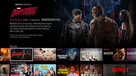 Why Netflix's goal of 50% original content may be bad news for your binge watching   Business News & Finance   Scoop.it