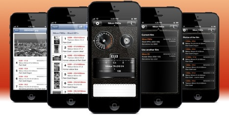 PhotoExif App: for Analog Lovers Agonistica Cult of Photography   Fotografía   Scoop.it