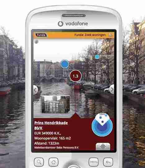 FredCavazza.net > Réalité augmentée, le nouvel eldorado des smartphones | Réalité Augmentée | Scoop.it