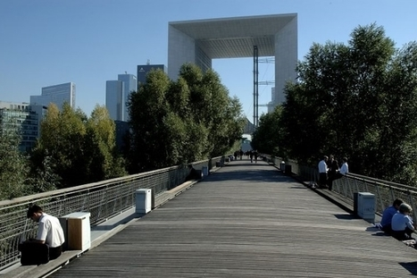 The sustainable city: an entire region takes up the challenge | Succeed in Paris Region | Smart City | Scoop.it