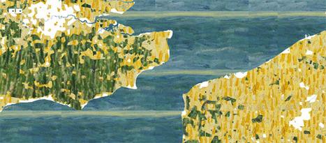 Google Maps Mania: If Van Gogh Made Maps | StylingM@p | Scoop.it