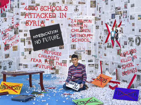 Child Refugee Photos - Patrick Willocq | Save The Children  | What's new in Visual Communication? | Scoop.it
