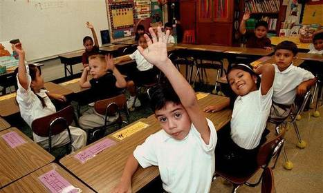 Are English Learners Neglected in Early Education? | Spanish in the United States | Scoop.it