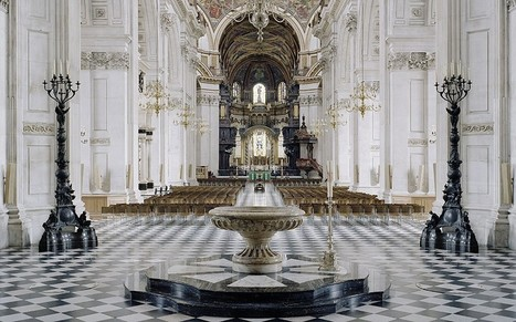 Still images capture frozen music in England's cathedrals - Telegraph   Navigate   Scoop.it