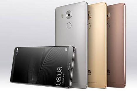 Le Huawei Mate 8 va avoir de la gueule | Geeks | Scoop.it