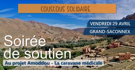 Soirée de soutien au projet Amoddou - | YetiYetu | Scoop.it