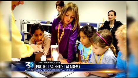 Project Scientist: Hands-on science for girls - WBTV | immersive media | Scoop.it