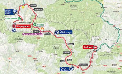 Hautes-Pyrénées / Le Tour d'Espagne à Peyragudes | Vallée d'Aure - Pyrénées | Scoop.it