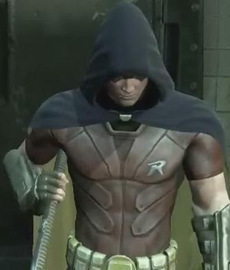 Batman Arkham City Robin Leather Vest | Current Fashion Updates - 2015 | Scoop.it