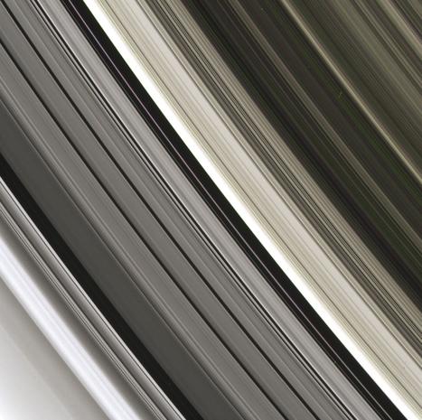 Gli anelli di Saturno non ce la raccontano giusta! | Space & Astronony | Scoop.it
