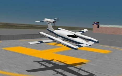Airbus Files Patent For Unusual Hybrid Vertical Takeoff Aircraft   Useful technology around LENR Cold Fusion   Scoop.it