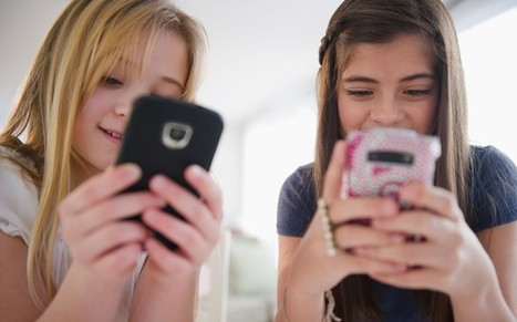 Texting improves children's spelling and grammar - Telegraph | My K-12 Ed Tech Edition | Scoop.it
