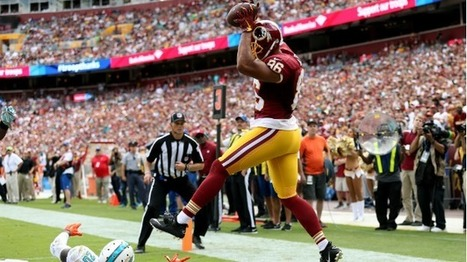 Redskins Tight End Jordan Reed Still Waiting for Clearance from Doctors | Flash News | Scoop.it