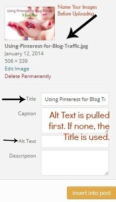 Using Pinterest for Blog Traffic: 9 Easy Tips - The Work at Home Wife | Work From Home | Scoop.it