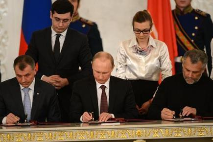 Crimea and Punishment: Imperial Blowback from Iraq to Ukraine | DidYouCheckFirst | Scoop.it