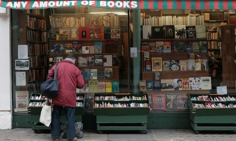 Is this the final chapter for London's independent bookshops? | Bibliobibuli | Scoop.it