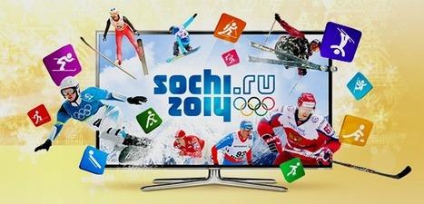 JO 2014 à Sochi: préparez vos télés !   Médias en Russie   Scoop.it