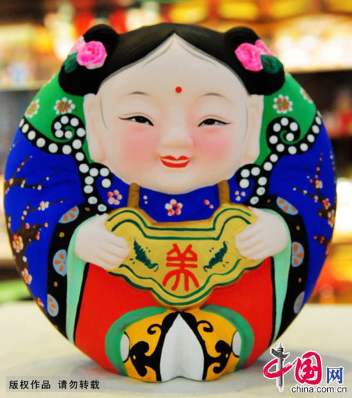 Wuxi : les figurines en argile de Huishan | French China | Kiosque du monde : Asie | Scoop.it