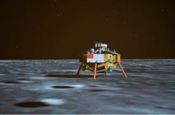 China's first lunar probe lands on the moon | The BRICS Post | Geopolitical Powers Shifting | Scoop.it