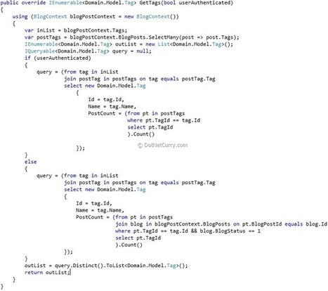 Tag Cloud in ASP.NET MVC using Clickable HTML 5 Canvas Elements | AspNet MVC | Scoop.it