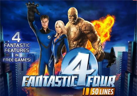 Fantastic Four 50 Lines Gokkasten Spelletjes | Beste Online Casino spellen en Bonus in Netherlands | Scoop.it
