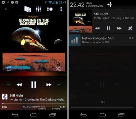 Poweramp, un lecteur de musique alternatif à tester pour votre Android | Musique sous Android | Scoop.it