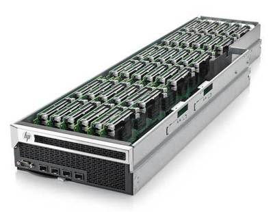 HP's Project Moonshot Targets Low-Power Servers » Data Center Knowledge | Piensa en grande | Scoop.it
