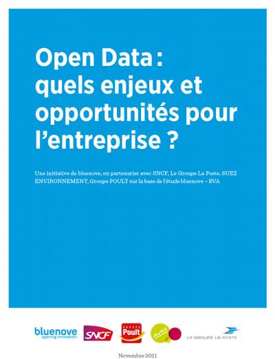 Open Data : quels enjeux et opportunités pour l'entreprise ? | The Jazz of Innovation | Scoop.it