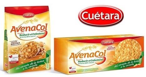 Cuétara estrena unas galletas que ayudan a reducir el colesterol | Innovaciones y nuevos productos en la industria alimentaria | Scoop.it
