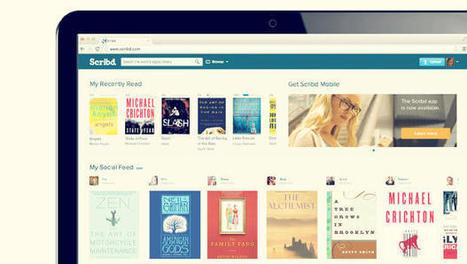 E-books, all you can read, voor nog geen tientje per maand... | Mediawijsheid in het VO | Scoop.it