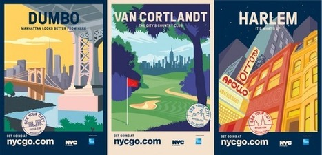 NYC Tourism Campaign Wants Locals to 'See Your City' | The Contrary Canadian | Scoop.it