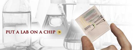 Put a lab on a chip | University of Rhode Island | El pulso de la eSalud | Scoop.it