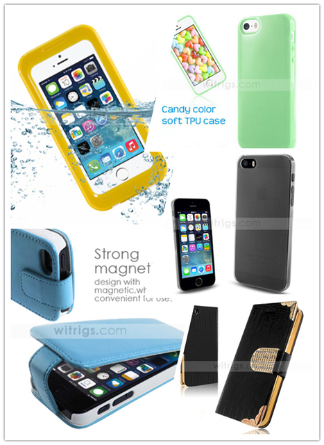 News for smartphone : Do you know a decent case will make your iPhone 5s more attractive? Top iPhone 5s cases assemble.   Gadgets & Professional Repair Tools for smartphones   Scoop.it
