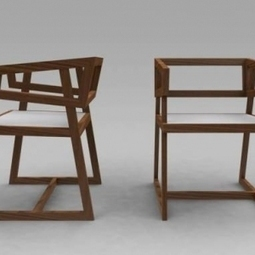 Art Gallery of South Australia Releases Khai Liew Armchair | Artinfo | Art in everyday life | Scoop.it