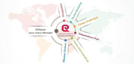 Que déléguer à un assistant privé 100% à distance ? | Astuces gestion du temps et Assistant privé à distance | Scoop.it
