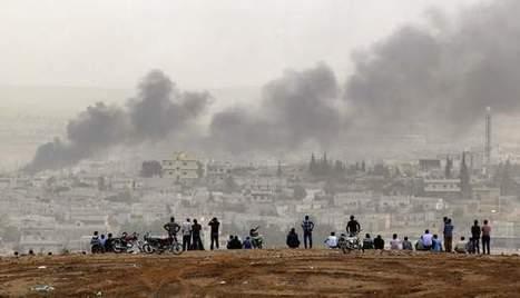 Kurds halt jihadi advance in Syria | News You Can Use - NO PINKSLIME | Scoop.it