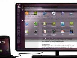 Ubuntu pour Android montre le bout de son nez - Actualités RT Terminaux et Systèmes - Reseaux et Telecoms | Ubuntu French Press Review | Scoop.it