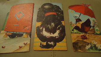 Lot Of 1940, 50′s Vintage Antique Children's Books, Great Cond. Low Start On Sale | Google Lit Trips: Reading About Reading | Scoop.it