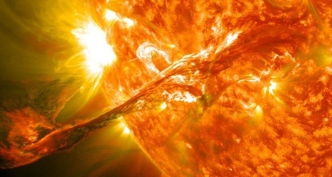 CNRS : Un moyen pour prévenir les éruptions solaires et protéger la Terre | JOIN SCOOP.IT AND FOLLOW ME ON SCOOP.IT | Scoop.it