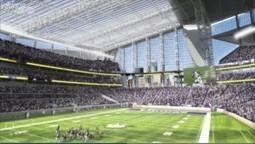 New Minnesota Vikings Stadium Focus Of 2018 Super Bowl Bid - | Gov't n Law | Scoop.it