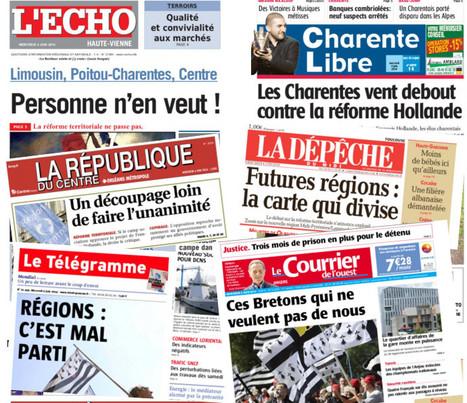 """Régions / PQR: """"l'Etat n'a jamais aimé le midi""""   DocPresseESJ   Scoop.it"""