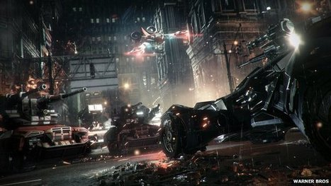 Batman game latest to suffer delays | Higher & Int 2 Business Management | Scoop.it