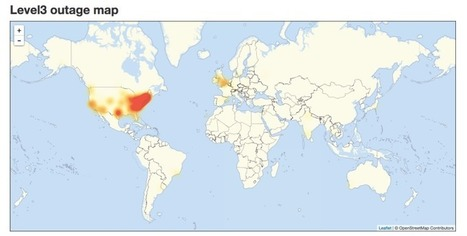 Esta es la razón por la que la mitad de Internet se ha caído esta mañana | Informática Forense | Scoop.it